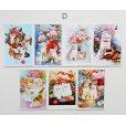 画像9: 猫と花のポストカードセット
