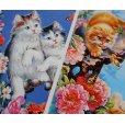 画像3: 猫と花のポストカードセット
