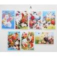 画像6: 猫と花のポストカードセット