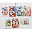 画像7: 猫と花のポストカードセット