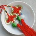 中国結び白菜飾り