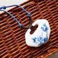 画像7: 牡丹陶器ペンダント
