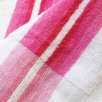画像5: ピンクストライプタオル
